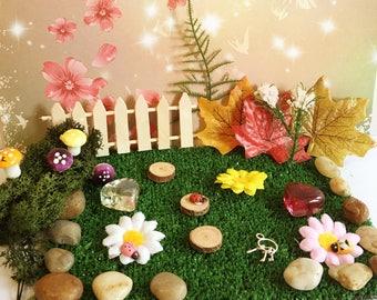 Fairy garden kit fairy door accessories fairies