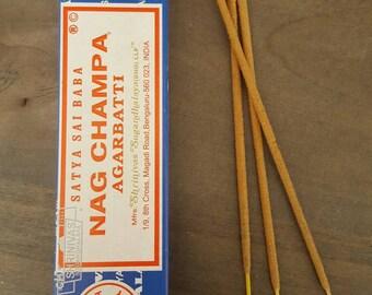 Incense // Nag Champa // Sandalwood // Positive Vibes // Patchouli // Dragons Blood
