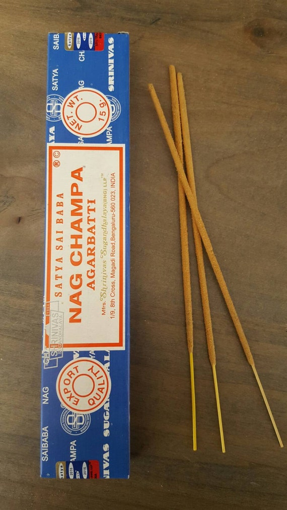 Incense // Nag Champa // Sandalwood // Positive Vibes // Patchouli // Dragons Blood