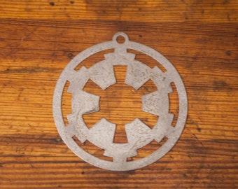 Star Wars Imperial Crest Christopher Ornament