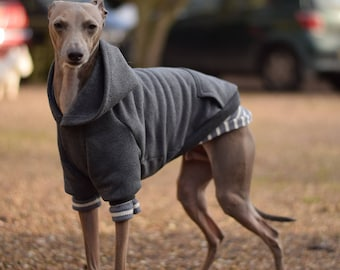 New Pocket Hoodies for Italian Greyhounds