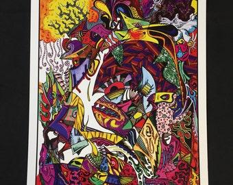 Frigart Mind Vomit by Max Marl