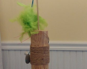 cat toy cat scratching post catnip toy cat post scratching log