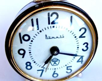 Vintage Vityaz clock from USSR
