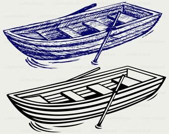 Boat svg | Etsy
