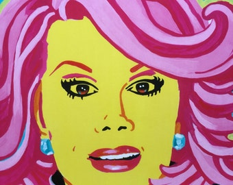 JOAN RIVERS art print
