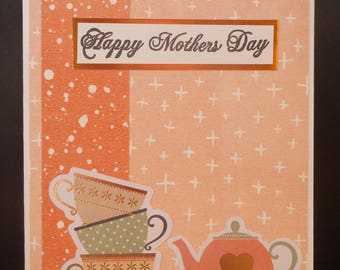 Mother's Day Time for Tea Card 2456