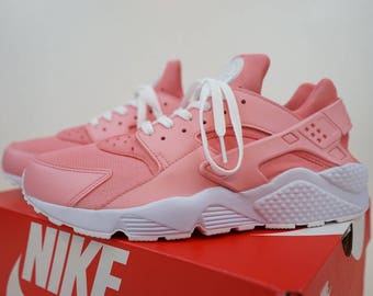 promo code 6578d f8d69 ... New Custom Nike Huarache Petal Pink Made To Order