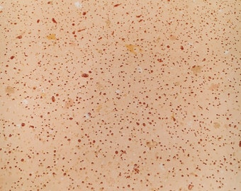 Vintage Wallpaper Peach Speckle