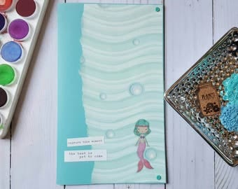 Mermaid Cahier J'adori TN Insert