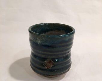 Yunomi Tea Cup, Ceramic Tea Cup, Ceramic Cup, Teacup, 7 OZ, VRSTC6