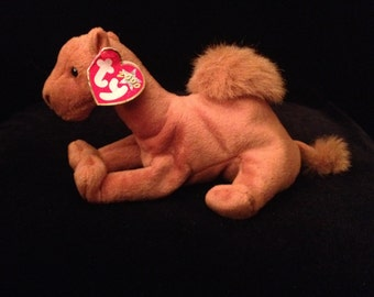 Niles the Camel -- 2000 TY Beanie Baby