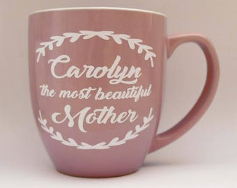 Customised Mother's Day Mug