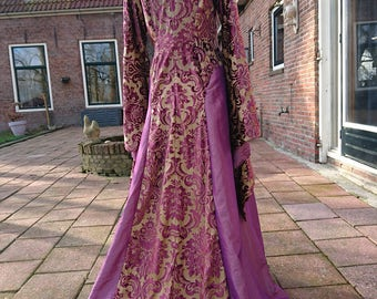 game of thrones dress, westeros gown !ready to ship!