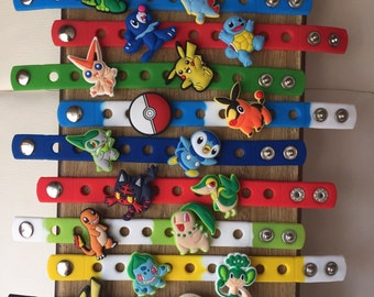 Pokemon PARTY FAVORS Charm Bracelets III