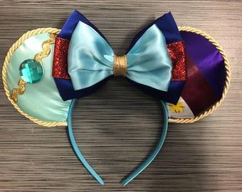 Aladdin inspired ears