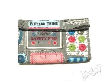 Tobacco bag / pouch * vintage *.