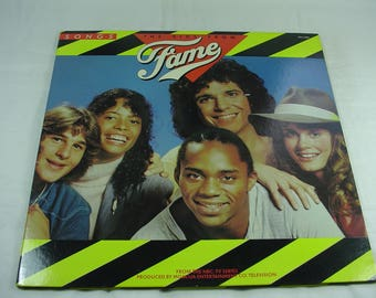 The Kids From Fame Songs - 1982
