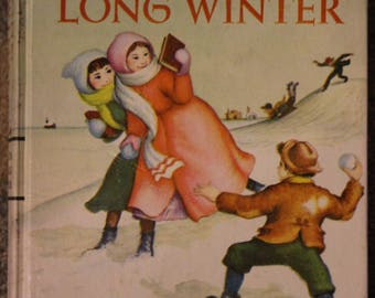 The Long Winter | Laura Ingalls Wilder (1953)