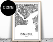 Custom Map Art, Custom Map Print, Custom Map, City Map Print, City Map Art, Map Print, Map Poster, Map Art, City Map Poster, Large Maps