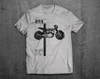 Bike Shirts, Cafe Racer motorcycle t shirts, rider shirts, biker t shirts, cafe racer shirts, motorcycle shirts, motorsport, racing shirts