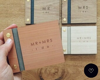Wedding vow book set of 2 or 1 vow book wedding vow books rustic wedding vows rustic vow book wooden vow books wooden wedding book rustic