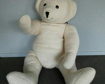 Big Vintage Teddy Bear looks for a new Home