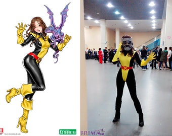 Push Nancy Lu from X Peoples cosplay outfit