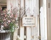 12x8 Fresh Cut Flowers Ha...