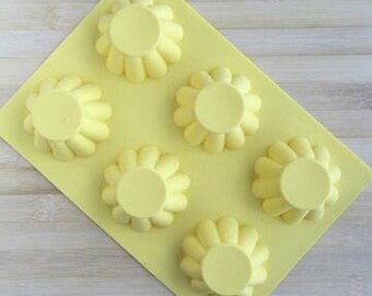 Lace Muffin Cup silicone baking molds crafts tools