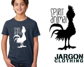 Spirit Animal Hei Hei
