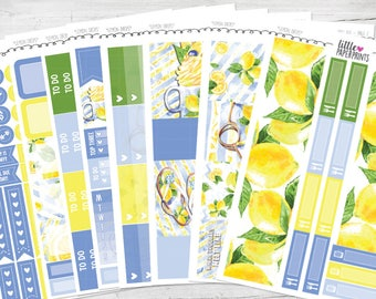 "FULL KIT | ""Lemon Drops"" Glossy Kit 