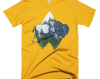 Bison Peak - T-Shirt