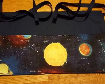 Solar System Waitress/Teacher/Vendor Apron