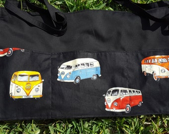 Volkswagen Van/Bus Waitress/Teacher/Vendor Apron