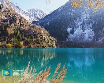 Postcards from Kazakhstan