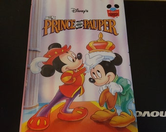 Disney The Prince and The Pauper 1990