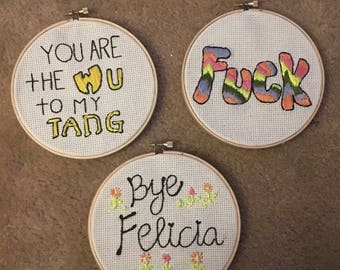 Cross stitches for kim