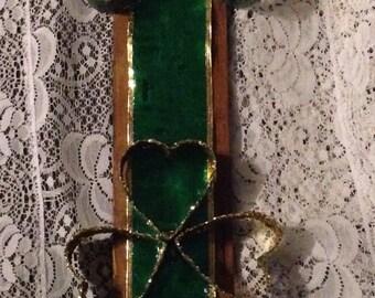 St Patrick's Day Door Hanger!