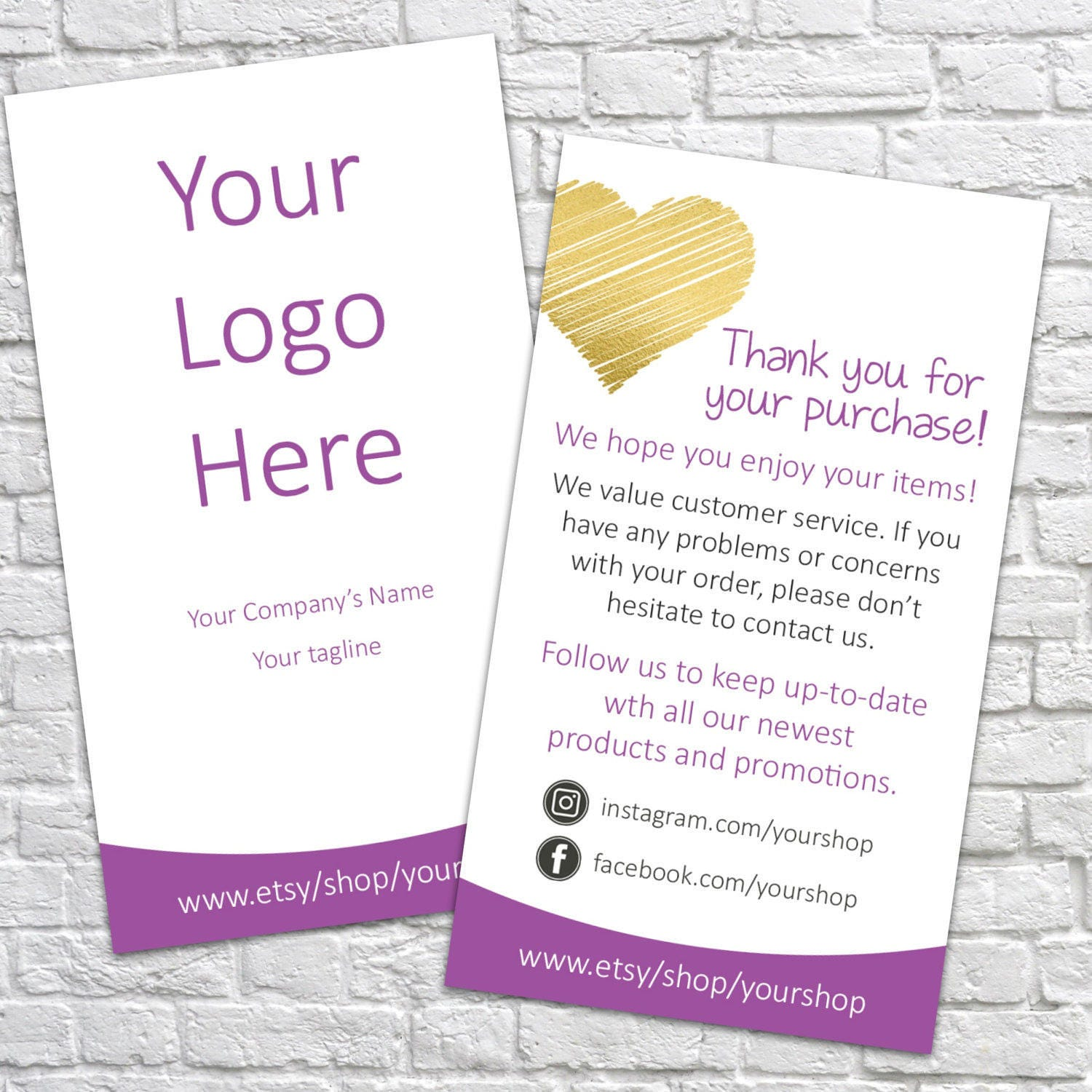 Luxury Pics Of Thank You for Your Business Cards – Business Cards ...