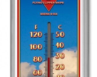 Clipper Thermometer Small