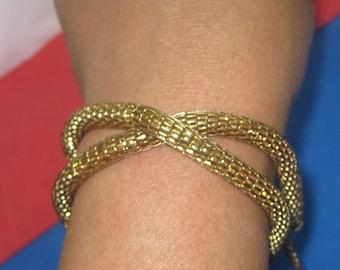 O-34 Vintage Bracelet 8 in long