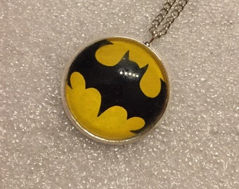 Necklace Batman logo