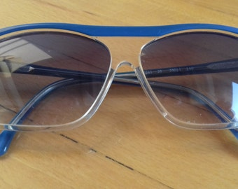 Vintage Opti Lunettes sunglasses mod 3I41 39 from 90's Germany-Rare