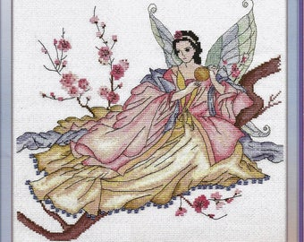 Cross Stitch Kit Sakura Fairy