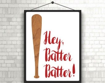 Hey, Batter Batter! Digital Download