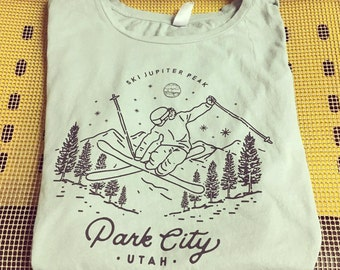 Ski Jupiter Peak T-Shirt