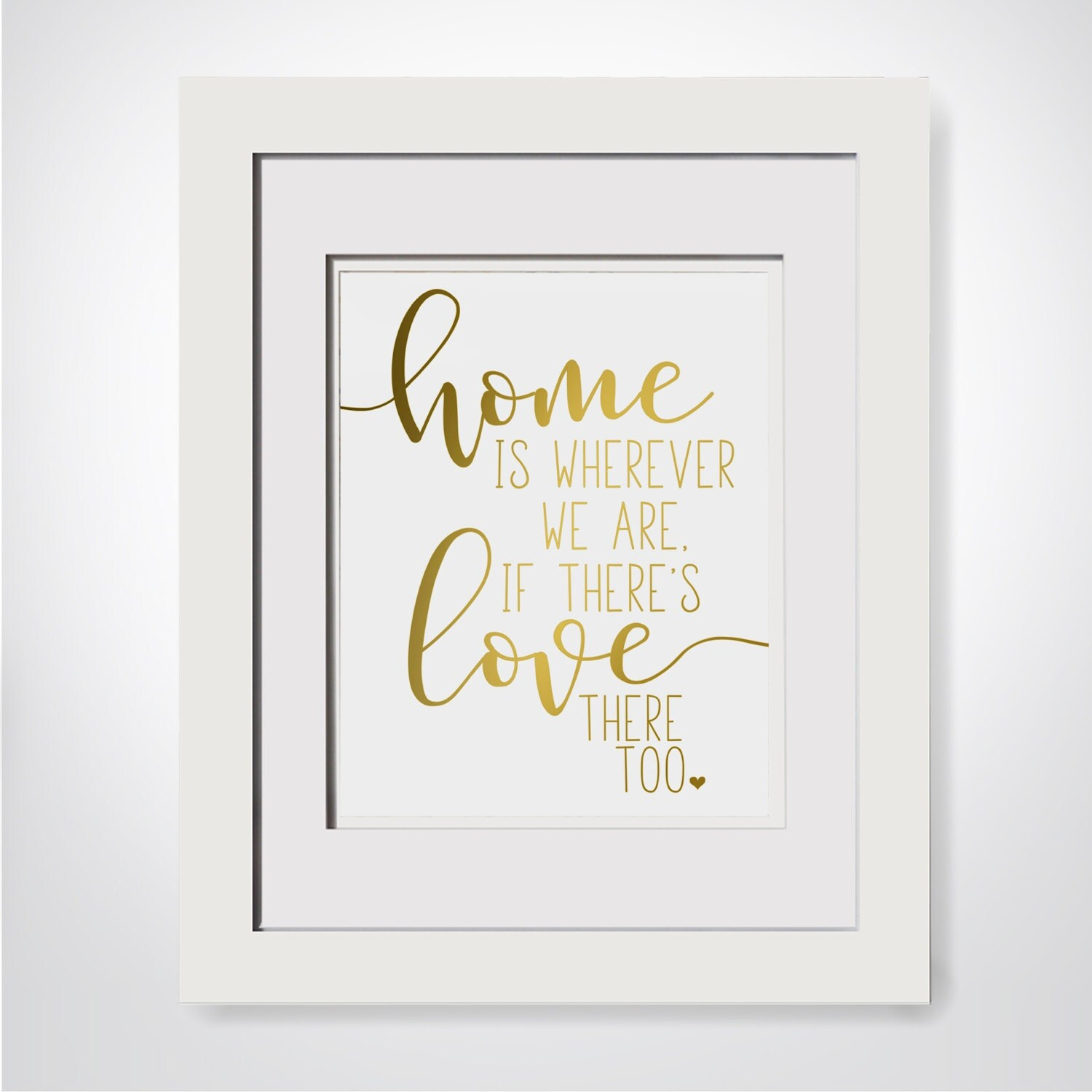 Home Is Wherever We Are|Realtor Closing Gift|New Home Gift|New House ...