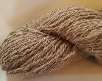 Alpaca Yarn - Light Tan