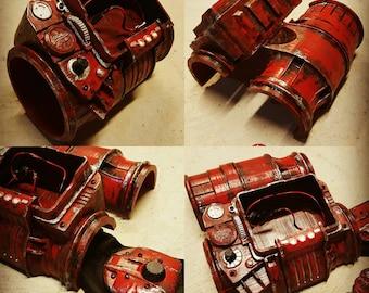 Nuka  3000, Pip-Boy, 3D Printed, Fallout 3 [FAN ART]